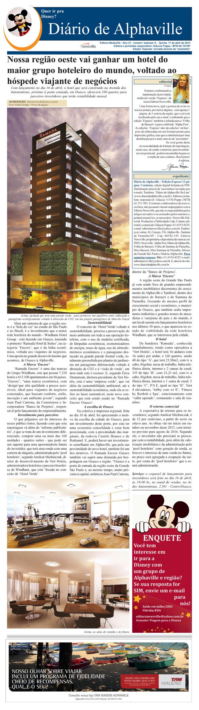 Diário_ de_ Alphaville_ Express_Ramada