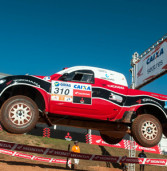 Rally dos Sertões: Luiz Facco e Humberto Ribeiro chegam em 2º lugar na Pró Brasil