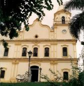 Igreja Matriz de Sant'Anna recebe verba para sua manutenção.
