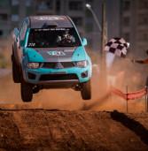 Glauber Fontoura/Minae Miyauti largam em 2º lugar da SProduction/ Rally dos Sertões