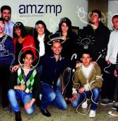Aniversário da agência AMZ MP em Alphaville