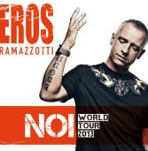 Turnê do cantor Eros Ramazzotti pelas Américas, começou por São Paulo