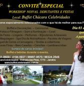 Convite para evento de noivas do Spa Odara Barueri
