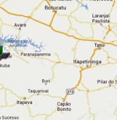 Tornado mata 2, destrói industrias, em Taquarituba/SP