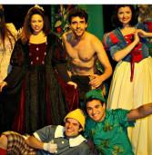 Auditório Alphaville dia 15 –  As aventuras de Peter Pan e Pinóquio salvando a natureza