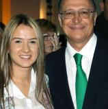 Deputada Bruna Furlan no Palácio do Governo
