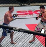 JAKE SHIELDS INTERROMPE SEQUÊNCIA VITORIOSA DE DEMIAN MAIA NO UFC® FIGHT NIGHT no COMBATE
