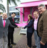 Philips disponibiliza Mamógrafo Móvel no Bulevar de Barueri