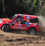 Niterói Rally Team busca recuperação na Mitsubishi Cup