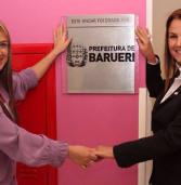 Bruna e Sônia Furlan na inauguração do novo Complexo do GRAACC no dia 7
