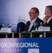 Barueri sediou, hoje, a 4º Edição do Fórum Regional com presença de lideres empresariais