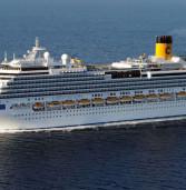 Especial navios: Costa Favolosa, na temporada da Costa Cruzeiros, para este verão