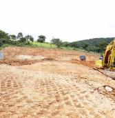 Prefeitura de Santana de Parnaíba inicia construção de Colégio Municipal no Sitio no Morro