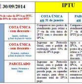 Moradores com carro emplacado em Santana de Parnaíba têm direito a desconto no IPTU