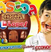 Informe Publicitário: Começa a campanha mais doce do ano no Lopes Supermercados