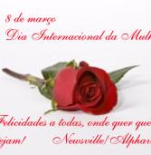 Homenagem ao Dia da Mulher