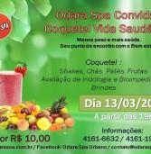 Publicidade: Odara Spa faz eventos dia 13 e 20