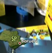 No aniversário de Barueri, Globo divulga investigação de superfaturamento na compra de material escolar