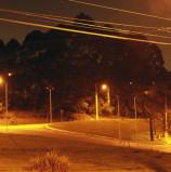 Santana de Parnaíba ganha iluminação em residenciais fechados