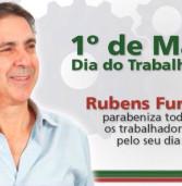 Dia do Trabalhador – Homenagem de Rubens Furlan