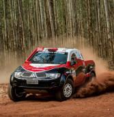 Luiz Facco, piloto de Alphaville, fecha o Rally Cuesta Off-Road em terceiro