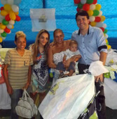 Prefeitura de Santana de Parnaíba entrega 100 kits 'Mãe Parnaibana'