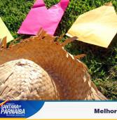 Festa Junina da Melhor Idade de Santana de Parnaíba no dia 7 de junho