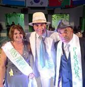 Sucesso no Miss e Mister da Melhor Idade em Pirapora do Bom Jesus, com Trio Los Angeles