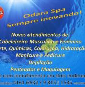 Informe Publicitário: Spa urbano de Barueri – Odara Spa – amplia serviços de beleza