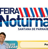 Hoje (11/07) tem Feira Noturna, uma boa opção de passeio no Centro de Santana de Parnaíba