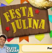 Festa Julina dia 11, no Centro Historico de Santana de Parnaiba