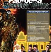 Festa da Padroeira de Santana de Parnaíba, vem aí!