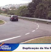 Prefeitura assina convênio para duplicação da Via Parque em Alphaville
