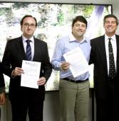 Prefeito Elvis Cezar assina parceria com a Faculdade Anhanguera