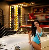 Aqui, votação para a Miss Santana de Parnaíba, Thais Belmonte, para o Miss São paulo 2014