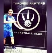 Atleta de Barueri se destaca em Toronto no Canadá