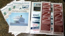 Informe Publicitário: Saiba como distribuir seus folhetos em Alphaville e Tamboré/ tabela de preços