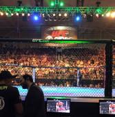 """Aqui, em tempo real, a cobertura do UFC- Barueri """"UFC Fight Night no Combate Machida vs. Dollaway"""