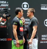 Conheça o Card do UFC dia 20, no Ginásio José Correia em Barueri