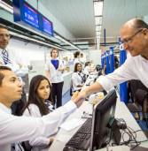 Hoje foi inaugurado o Poupa Tempo de Carapicuíba pelo governador Geraldo Alckmin