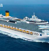 Turismo: Semana Navios – Costa Pacifica no Verão 2015, com promoções de cabines
