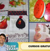 Curso Gratuito de Artesanato oferecido pela Prefeitura de Santana de Parnaíba