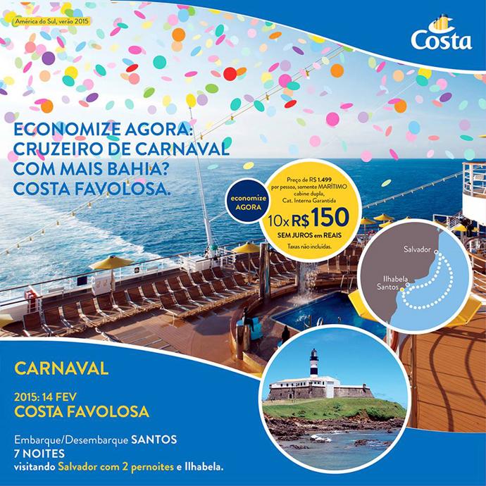 banner carnaval- costa