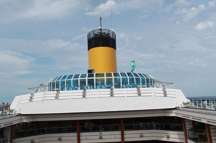 1.chamine e nome do navio