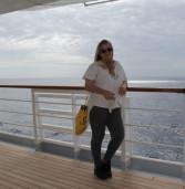 """Vale a pena ler de  novo! Coluna """"Diário de Viagem"""": Rumo ao Prata no navio Costa Favolosa"""