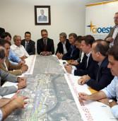 Cioeste discute projeto de extensão das marginais da Castelo Branco