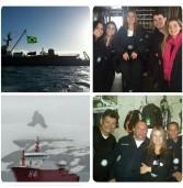 Deputada federal Bruna Furlan conta sobre a expedição que participou ao continente Antártico