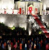 A Prefeitura de Santana de Parnaíba apresenta, DRAMA DA PAIXÃO, um dos maiores espetáculos do Brasil / Santana de Parnaíba features , DRAMA OF PASSION , one of Brazil's biggest spectacles