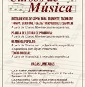 Prefeitura de Santana de Parnaíba oferece: Curso Gratuito de Música