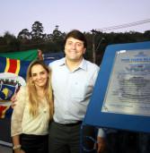 Prefeito Elvis Cezar inaugura obra do Viário da Ponte